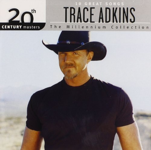 Trace Adkins Millennium Collection 20th Ce