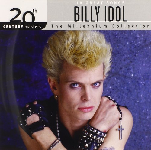 Billy Idol Millennium Collection 20th Ce