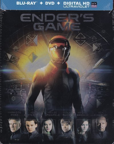 Ender's Game Blu Ray + DVD + Digital Hd Ultraviole Blu Ray + DVD + Digital Hd Ultraviole