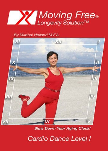 Moving Free Longevity Solution Cardio Dance Level DVD