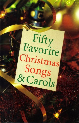 Music Sales Corporation 50 Favorite Songs And Carols