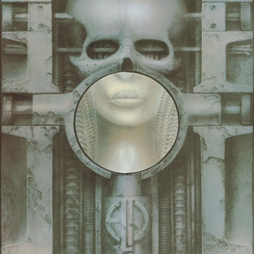 Emerson Lake & Palmer Brain Salad Surgery 40th Import Jpn Lmtd Ed. DVD Audio Incl Hqcd &