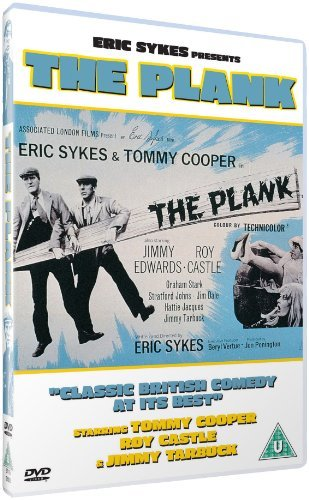 Graham Stark Tommy Cooper Eric Sykes Jimmy Edwards The Plank [region 2]