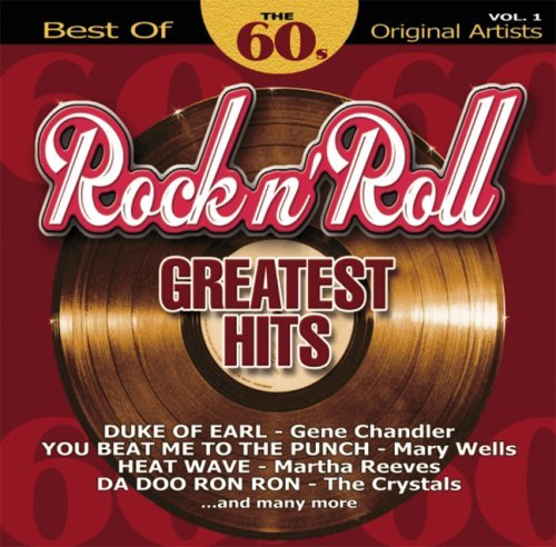 Various Rock N Roll Greatest Hits Of The 60s Vol 1