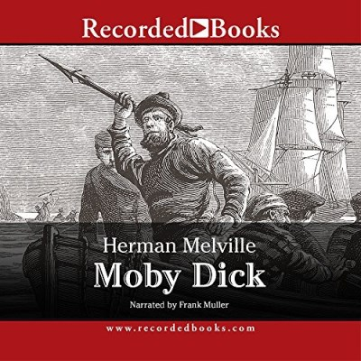 Frank Muller Herman Melville Moby Dick [unabridged Audiobook] (recorded Books U