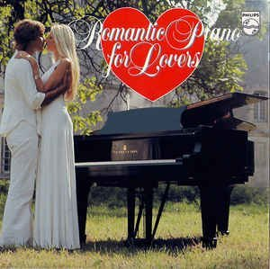 Various Romantic Piano For Lovers