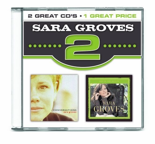 Groves Sara CD 2x Conversations Add To The Beauty (2 Cd)