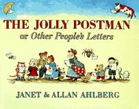 Ahlberg Janet The Jolly Postman Or Other People's Letters