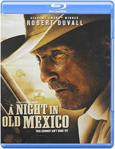 Night In Old Mexico Duvall Tosar Blu Ray Ur