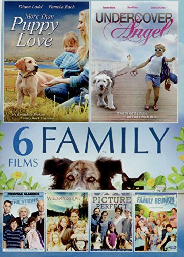 6 Movie Family Collection 6 Movie Family Collection