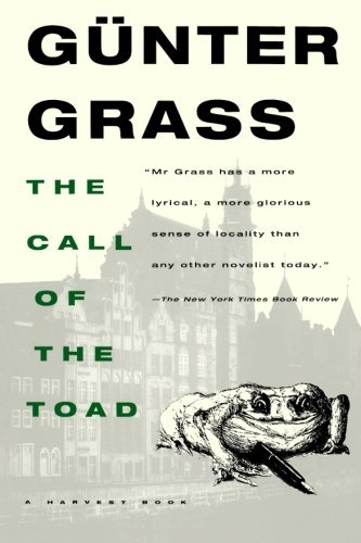 Gunter Grass The Call Of The Toad
