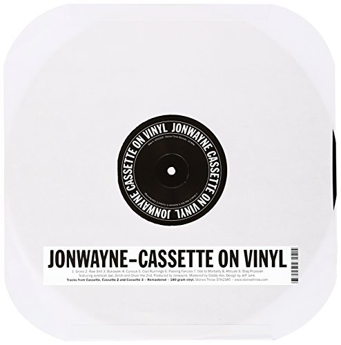 Jonwayne Cassette On Vinyl