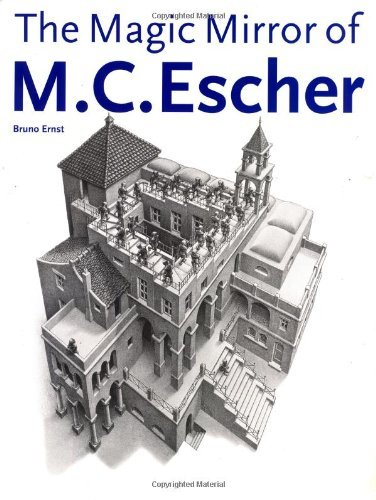 Ernst Bruno The Magic Mirror Of M. C. Escher (taschen Specials