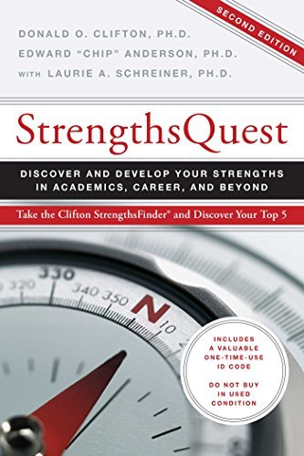 Gallup Press Strengthsquest
