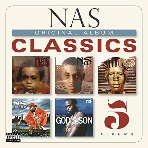 Nas Original Album Classics Explicit Version