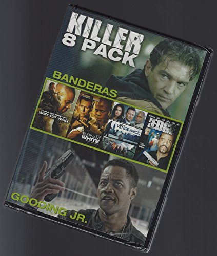 8 Film Action Edgy Pack 8 Film Action Edgy Pack