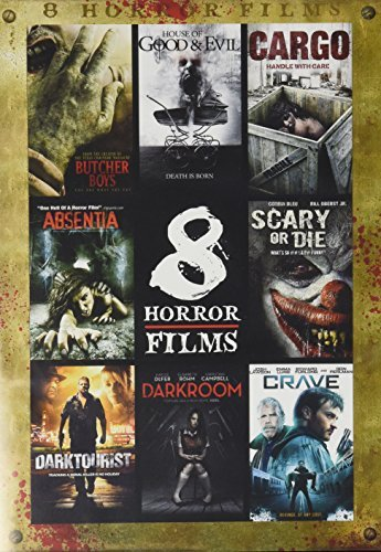 8 Feature Compilation Horror 8 Feature Compilation Horror