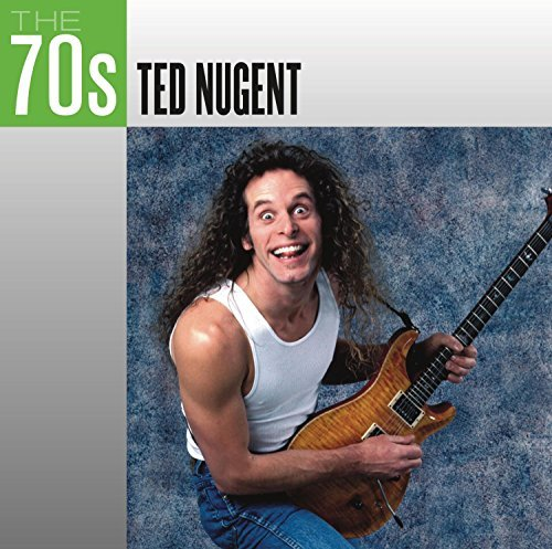 Ted Nugent 70s Ted Nugent