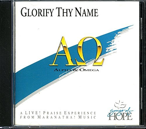 The Worship Community Songs Of Hope Glorify Thy Name