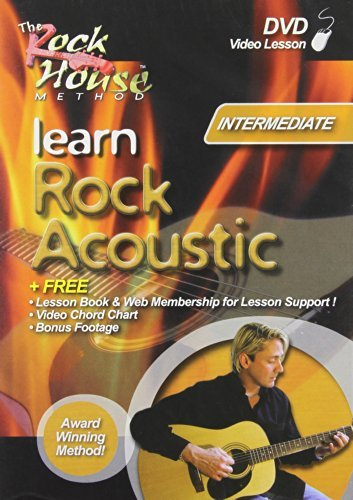 John Mccarthy The Rock House Learn Rock Acoustic Beginner