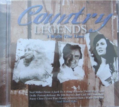 Various Country Legends I Walk The