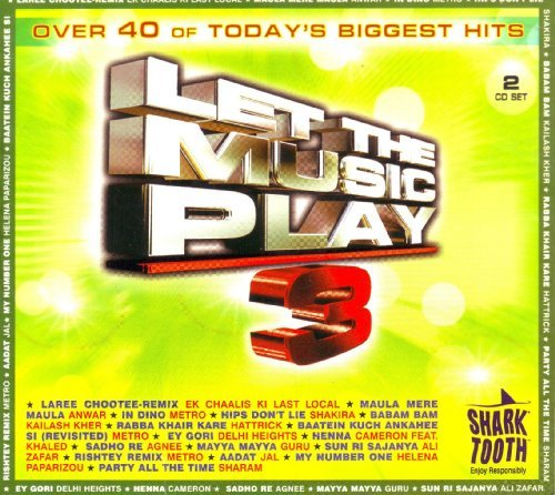 Kailash Kher Shaan Loy Shankar Mahadevan Kay Kay S Let The Music Play 3 (disc 1 & 2)