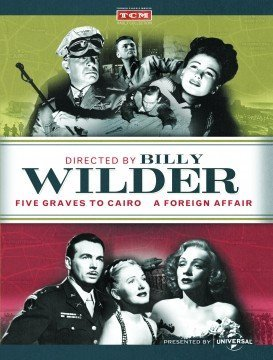 Directed By Billy Wilder Directed By Billy Wilder DVD Mod This Item Is Made On Demand Could Take 2 3 Weeks For Delivery