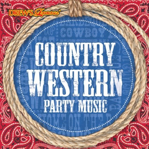 The Hit Crew Country Western Party Music CD