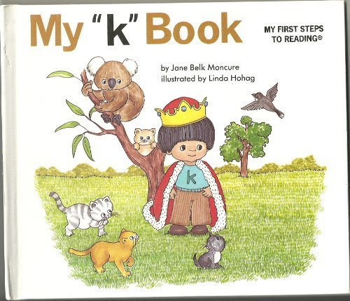 "Jane Belk Moncure My ""k"" Book"