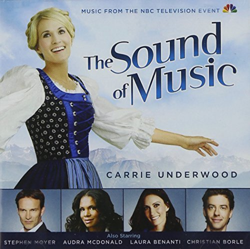 Music From The Live Television Event The Sound Of Music 2 Disc With Bonus Tracks (music