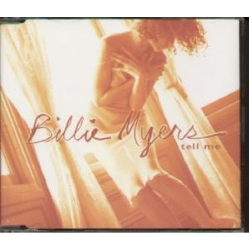 Billie Myers Tell Me CD Uk Universal 1998