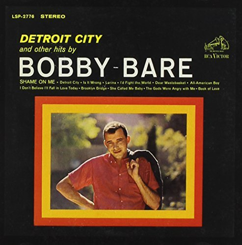 Bobby Bare Detroit City & Other Hits By B