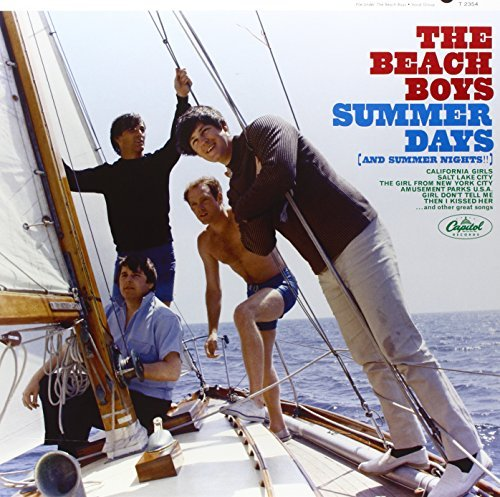 Beach Boys Summer Days (and Summer Nights) (mono)