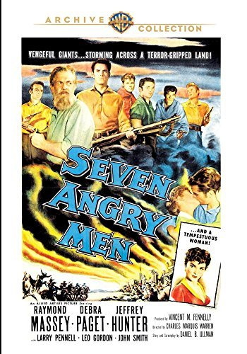 Seven Angry Men Seven Angry Men DVD Mod This Item Is Made On Demand Could Take 2 3 Weeks For Delivery