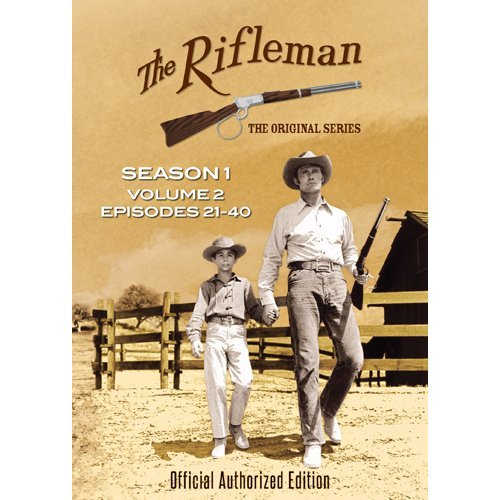 Rifleman Season 1 Volume 2 DVD