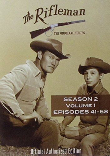 Rifleman Rifleman Season 2 Vol 1 Season 2 Volume 1