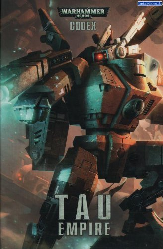 Games Worksop 40 000 Tau Empire Codex Hard Cover