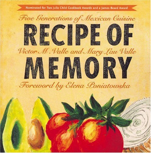 Victor M. Valle Recipe Of Memory Revised