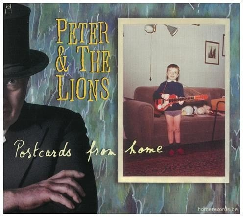 Peter & The Lions Postcards From Home