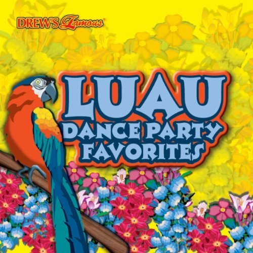The Hit Crew Luau Dance Party Favorites CD