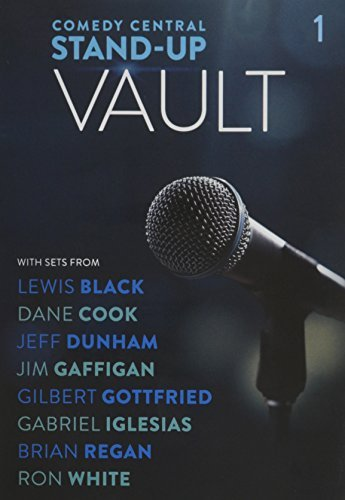 Comedy Central Stand Up Vault Comedy Central Stand Up Vault DVD