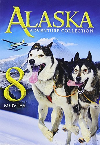 8 Movies Alaska Adventure Pack 8 Movies Alaska Adventure Pack