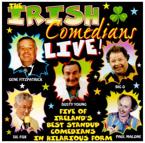 Various The Irish Comedians Live