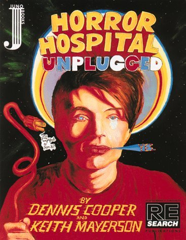 Keith Mayerson Horror Hospital Unplugged A Graphic Novel