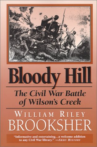 William Riley Brooksher Bloody Hill (p)