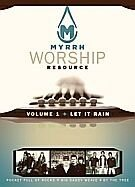 Myrrh Worship Resource Vol. 1 Let It Rain (dvd &