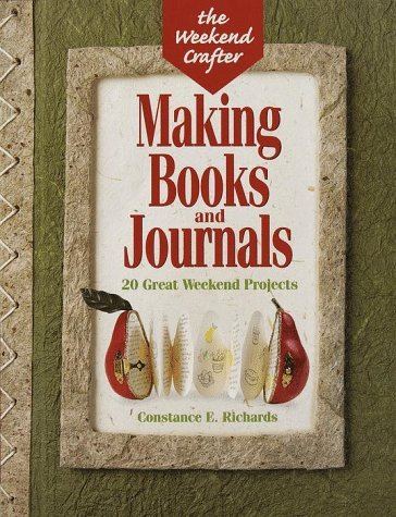 Constance Richards The Weekend Crafter Making Books And Journals 20