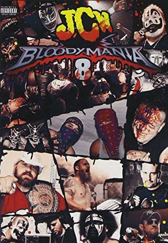 Juggalo Championship Wrestling Bloodymania 8 Explicit Version