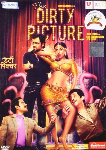 Vidya Balan Milan Luthria The Dirty Picture Bollywood DVD With English Subti