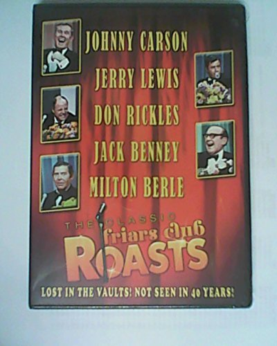 Carson Johnny Lewis Jerry Classic Friars Club Roast Coll
